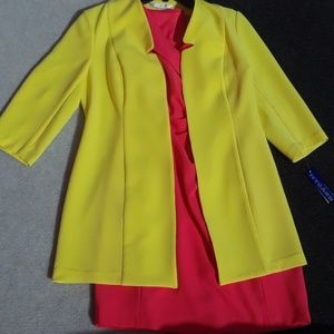 Jacket (Dress not included, but available here)